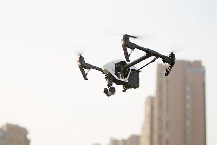 DJI Swoops In Among Crop Drones, Kills Rivals With Targeted Price Strikes