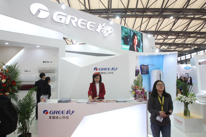 Dong Mingzhu Is Said to Take Controlling Stake in Gree as State Backers Withdraw
