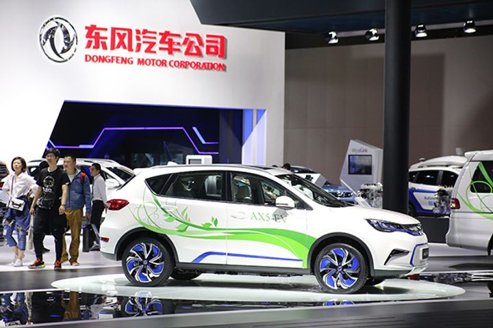 Dongfeng Motor Aims to Double Overseas Sales Within Three Years