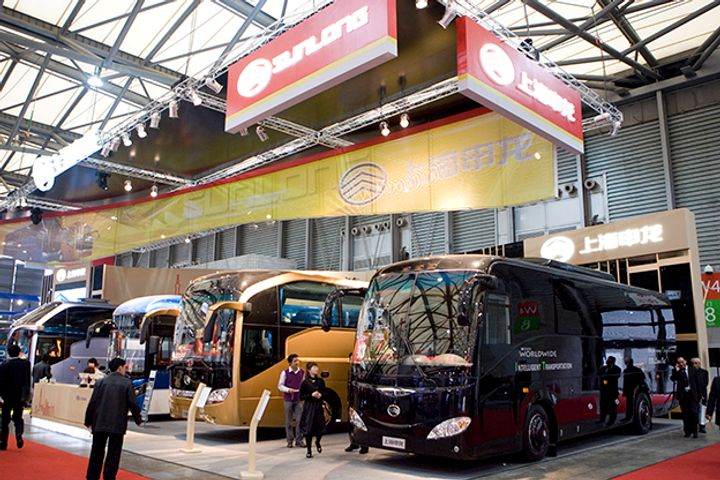 Dongxu Optoelectronic Technology Will Buy Shenlong Bus for Over USD400 Million, Build Industry Chain