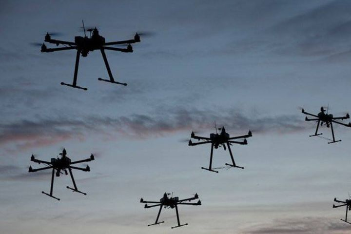 Drone Maker Successfully Develops Anti-Drone Electromagnetic Shield