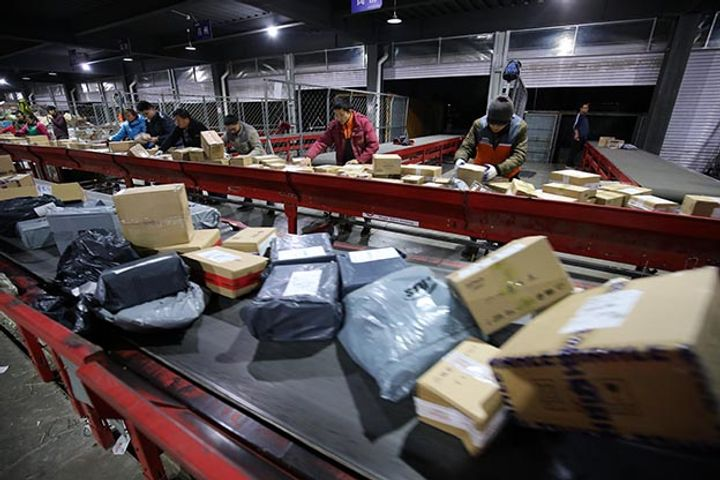 E-Commerce Companies Place 850 Million Double-11 Delivery, Logistics orders