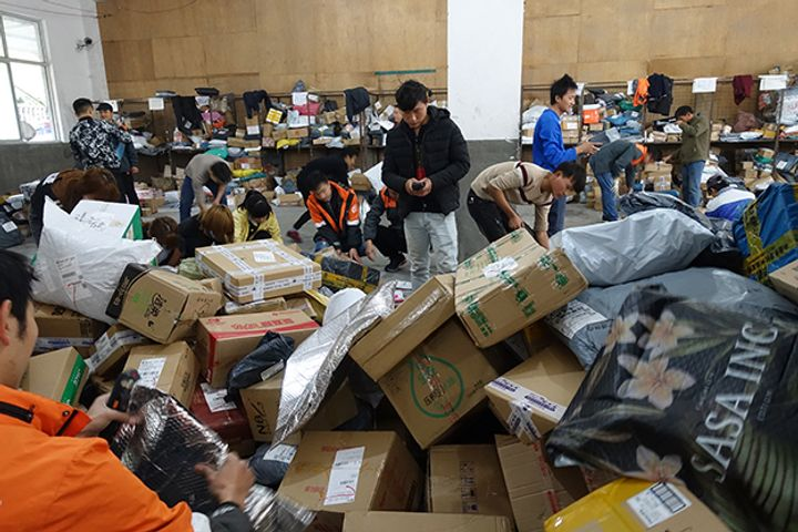 E-Commerce Makes China the Origin for 84% of International Parcels in Russia