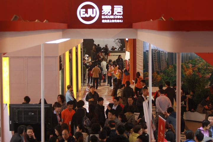 E-House China Earned 41.3% More Last Year on Record High New Home Sales