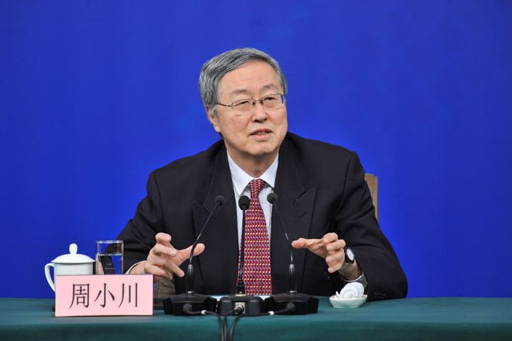 Encrypted Assets May Pose Challenges, Ex-PBOC Governor Zhou Warns G20