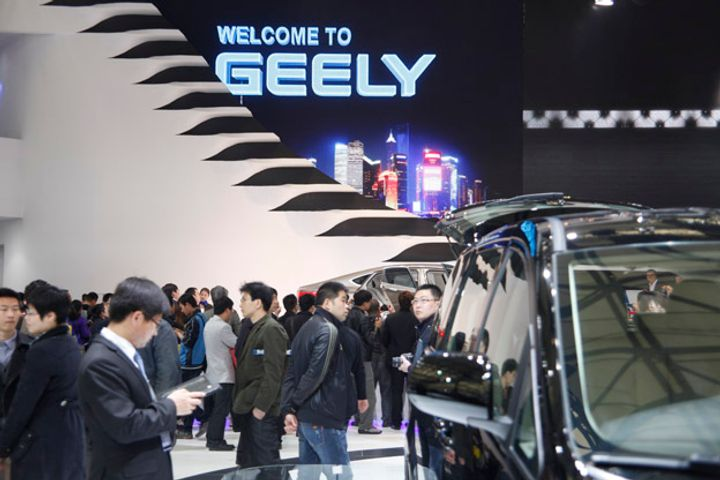 Enjoying 91% Surge in June, Geely Raises Its Annual Sales Goal to 1.10 Mln Vehicles