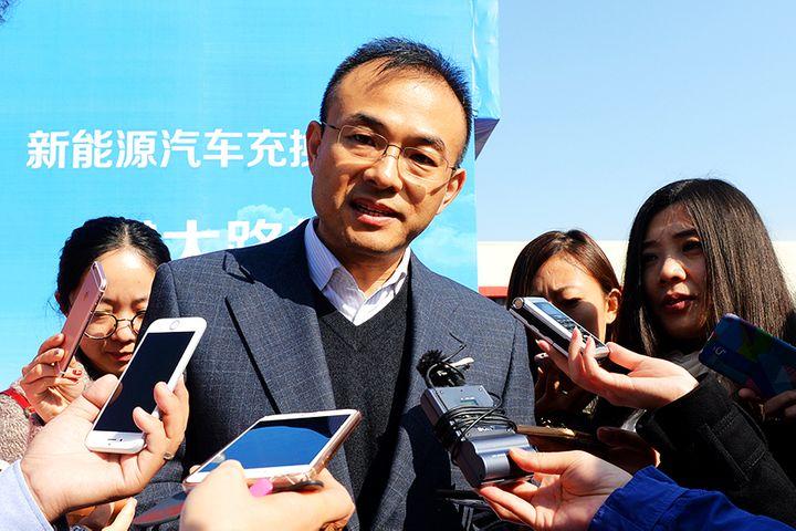 Ex-BAIC BJEV GM Zheng Gang Joins Huawei as CSO of Smart Car Unit