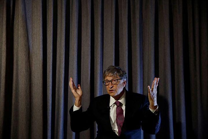 [Exclusive] Bill Gates Sees Three Tech Revolutions in Next Decade