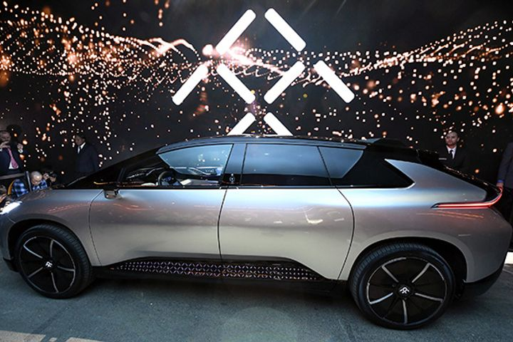 (Exclusive) Faraday Future Says Its Nevada Factory Is Still Open
