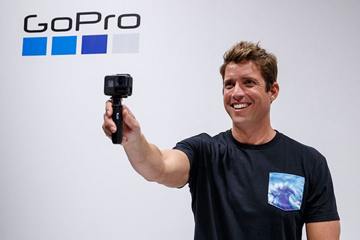 [Exclusive] GoPro CEO Wants Exemption From China's Trade Tariffs
