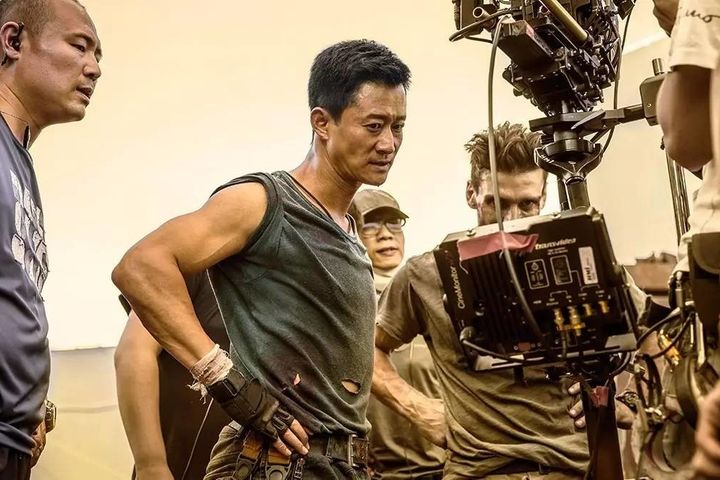 Exclusive Interview With Wu Jing, Director of USD150-Million Chinese Blockbuster Wolf Warriors 2