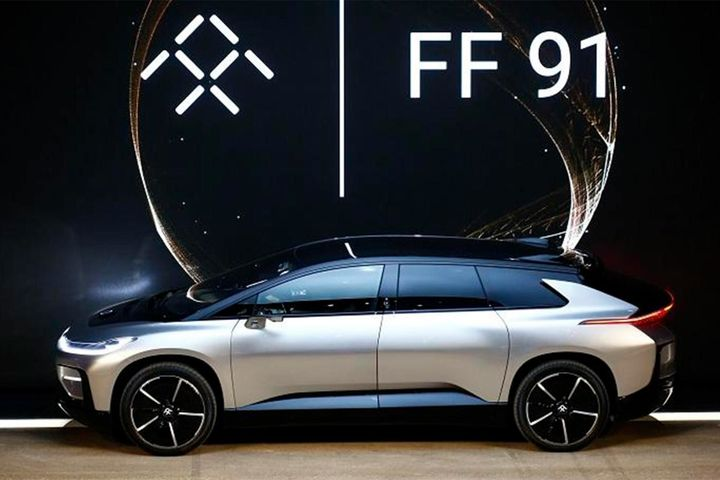 Faraday Future Claims It Will Start FF91 Mass Production in 2018, Subject to Funding