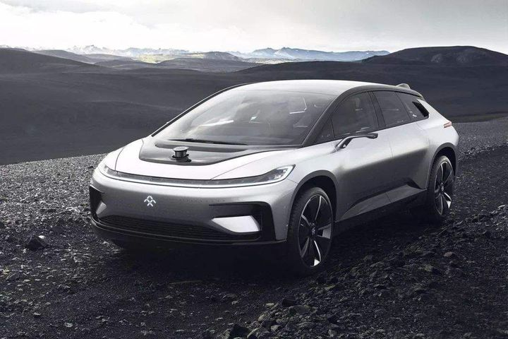 Faraday Future's FF91 Could Be World's Most Expensive NEV
