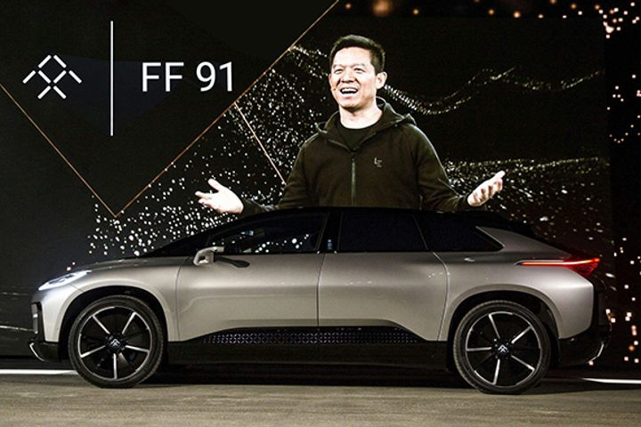 Faraday Future Fires CTO and CFO, Says Latter 'Hindered Its Fundraising'