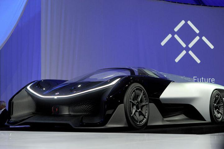Faraday Future Gets USD225 Million Bridge Loan to Keep Its First Car's Lights On