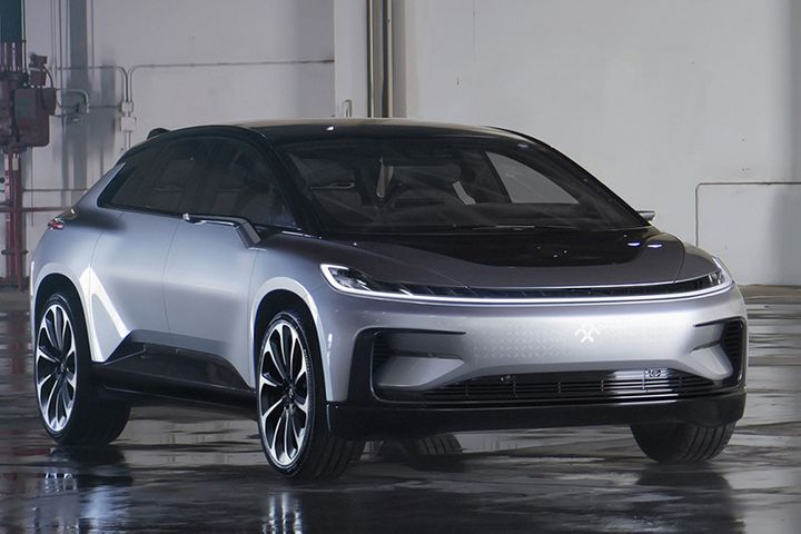 Faraday Future Shows Off Flagship FF91 at CES; Car May Be Available at Year-End