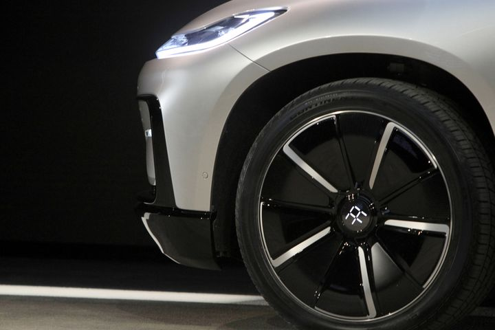 Faraday Future's First Cars to Roll Off Assembly Line in Mid-2020, Executive Says