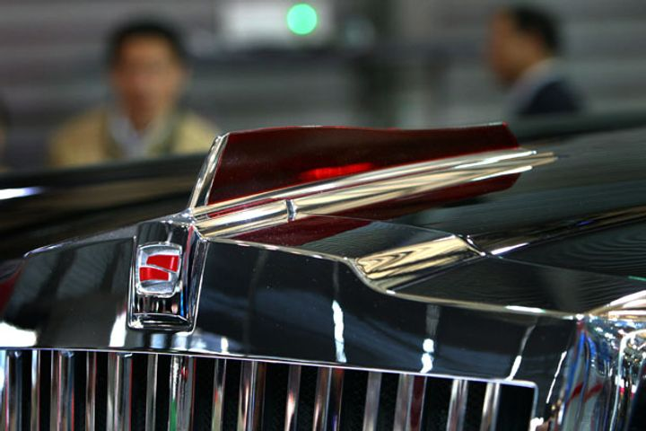 FAW to Sell 100,000 Revamped Hongqi Cars This Year, GM Says