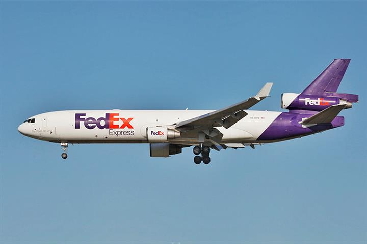 FedEx Launches New Beijing-Anchorage Cargo Route