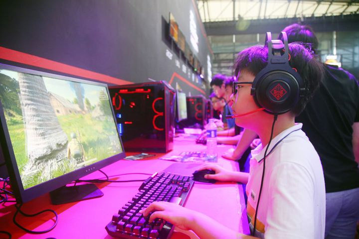 Fifth of Chinese Kids Start Playing Online Games Aged Nine