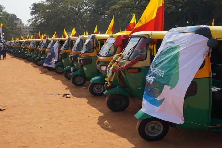 Financing Greener Autorickshaws in India