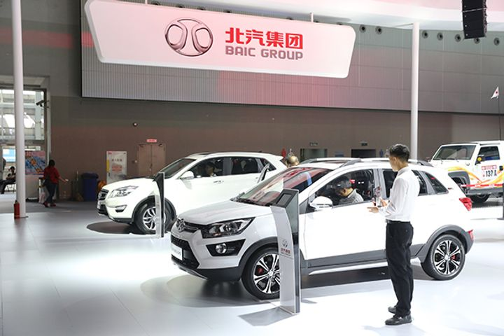 Following in Tread Marks of Changan Auto, BAIC Says It Will End Infernal Combustion by 2025