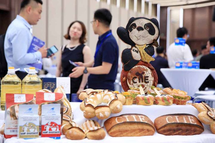 Food, Farming Products Are Most in Demand at Second CIIE