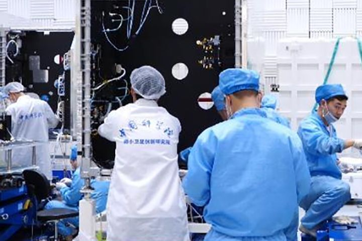 For Chinese Researchers, Mini-Satellites Are Becoming What Drones Are to People