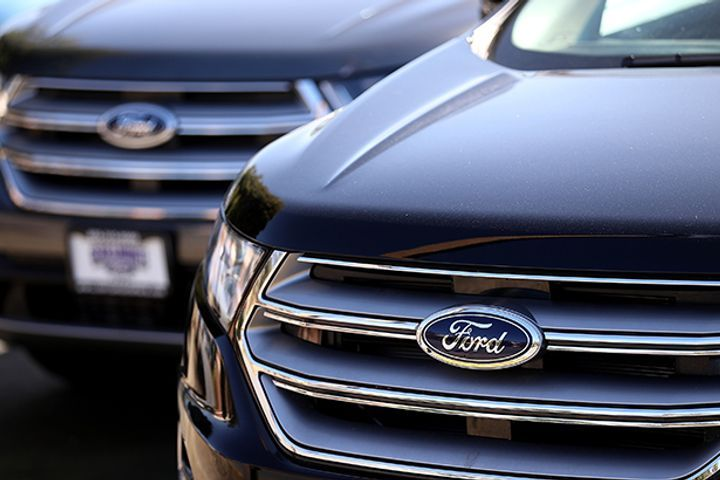 Ford's China JV Bows to Official Price-Fixing Sanction