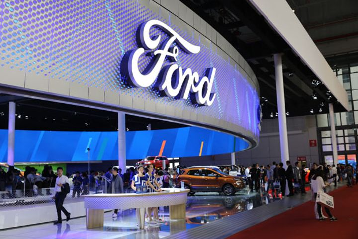 Ford Slams Brakes on Talk of Raising Stake in Chinese JV
