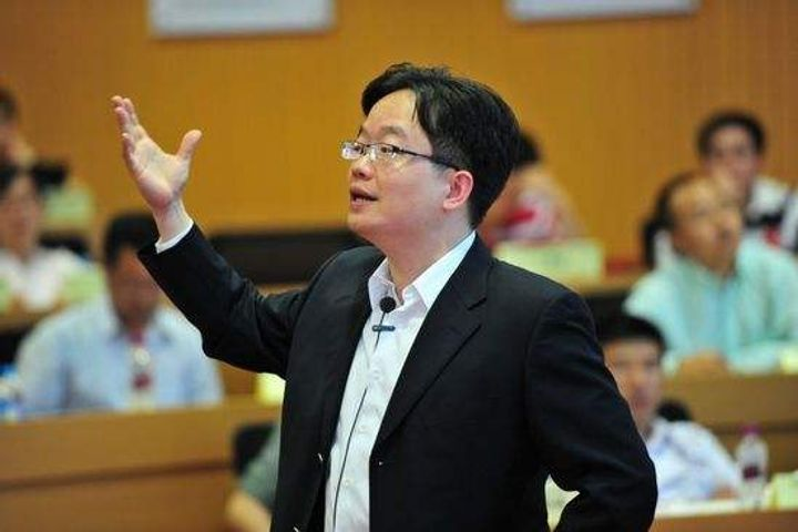 Former CEIBS Professor Chen Weiru Joins Cainiao as Its Chief Strategy Officer