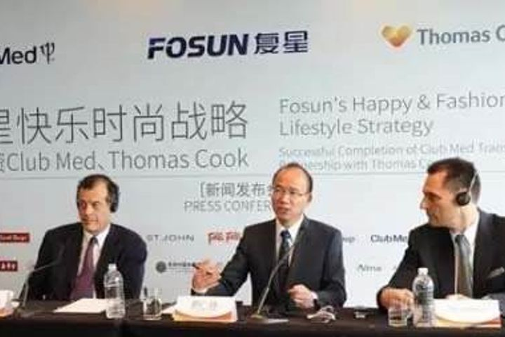 Fosun Confirms It's In Talks to Pay USD941 Million for Thomas Cook