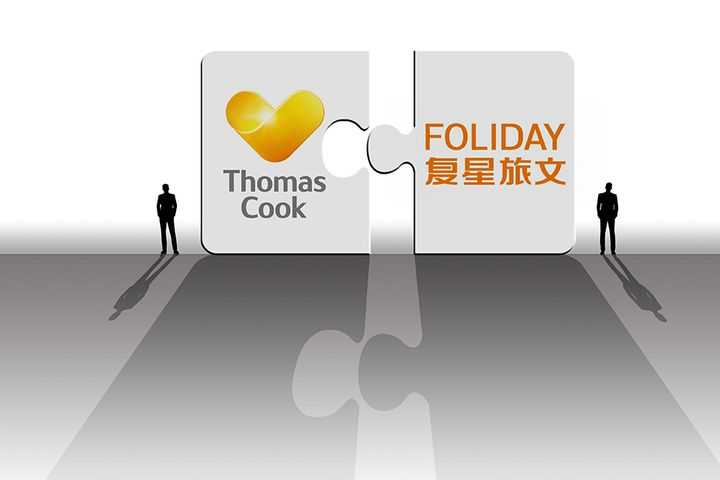 Fosun Snaps Up UK's Thomas Cook Brand for USD14.2 Million