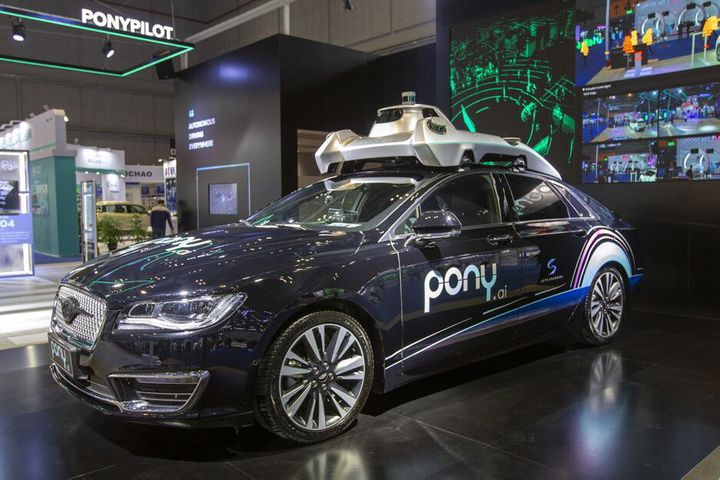 Four Chinese Self-Driving Firms Make California DMV's Top 10 for Autonomy