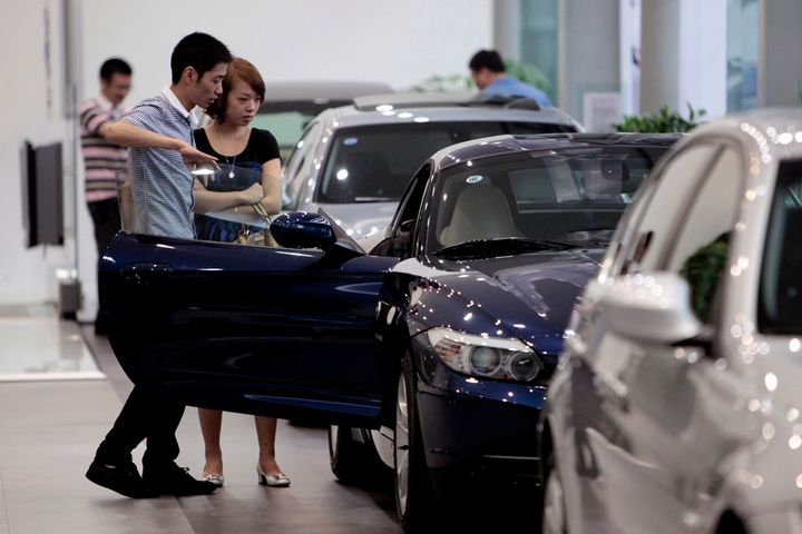 Four-Fifths of China's Car Dealers Are Still Shut Due to Epidemic, Industry Group Says