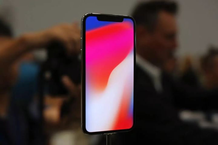 Foxconn Ramps Up Production Ahead of iPhone X Release