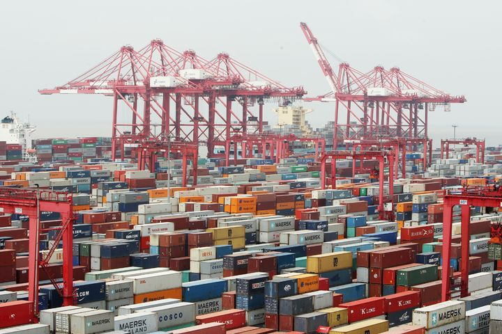 Free Trade Port, Infrastructure Upgrade Will Facilitate Shanghai's Imports, Exports, Says City's Customs