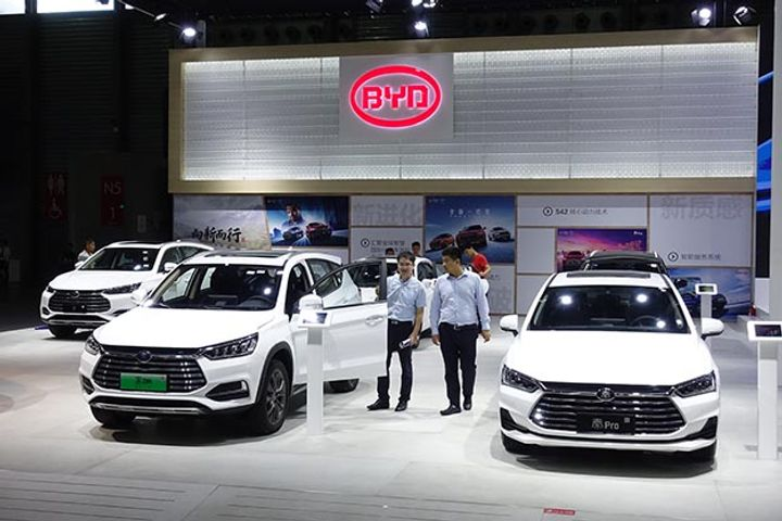 GAC BYD Sends Workers on Three-Month Holiday Amid 'NEV Bus Off-Season'