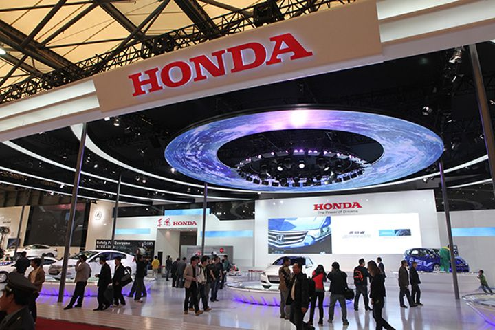 GAC-Honda JV Recalls 370,000 Cars in China Over Faulty Airbags