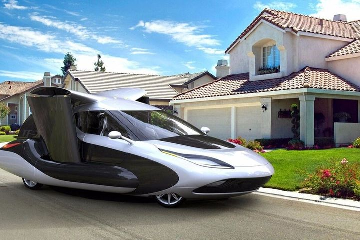 Geely Acquires World's First Flying Car Maker Terrafugia, Plans Mass Production in 2019