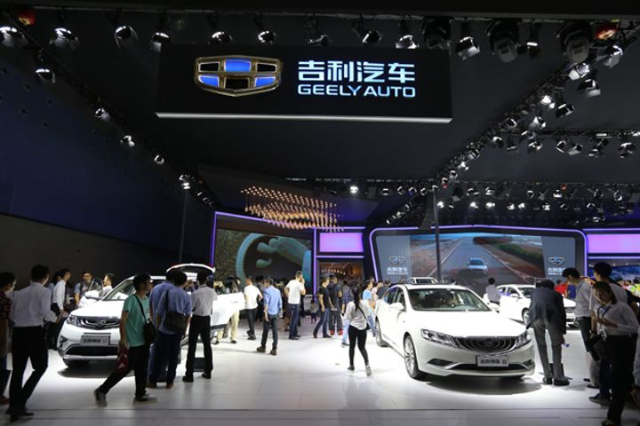 Geely Automobile Holdings Doubled Net Profit Last Year on Strong Sales, Acquisitions