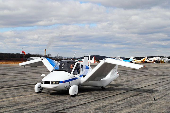 Geely's Flying Car Prepares to Land in US Next Year