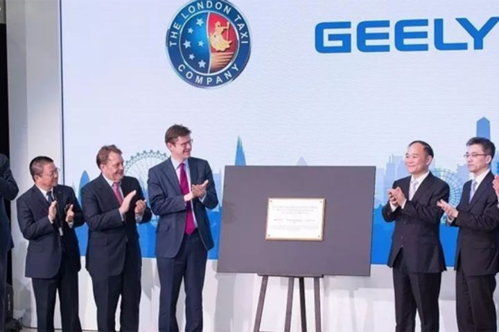 Geely Seeks US Market Entry, Though Its EVs Are Already in Short Supply in London