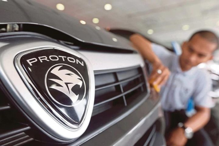 Geely Sets Up JV With Malaysia's DRB-HICOM to Sell Proton Cars in China