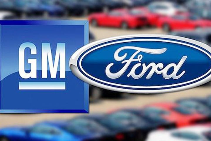 General Motors and Ford Sign Major Deals in China During US President Trump's State Visit