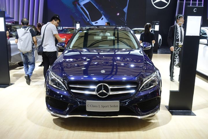 German Luxury Car Sales in China Grew in January as Demand Rises