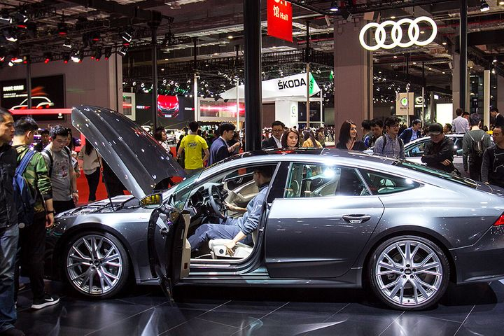Germany's Luxury Carmakers Hit Record China Sales in 2019 Despite Shrinking Market