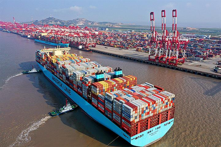 Global Cargo Map Reveals Trade Recovery With Strong Demand for Chinese Goods
