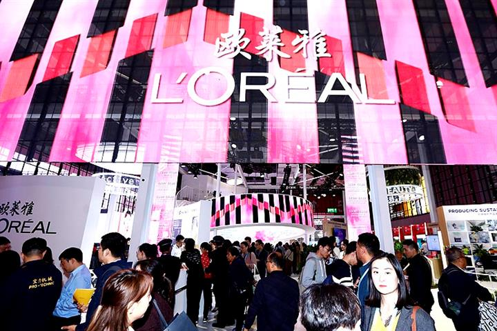 Global Cosmetics Brands Know China Will Be Largest Market, L'Oreal China CEO Says