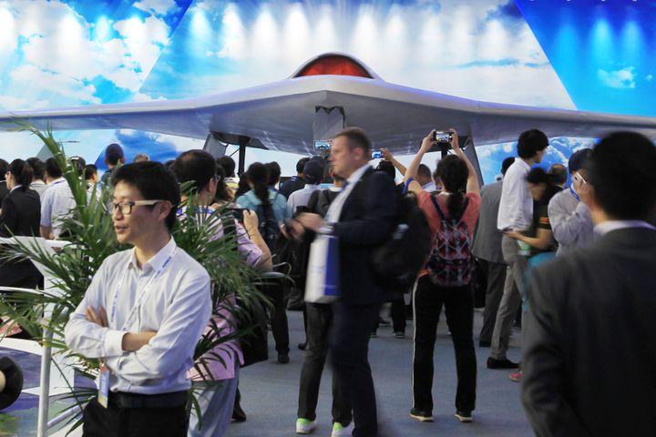 Global Drones Output to Be Worth Over USD400 Billion in Decade, Chinese Jet Maker Says